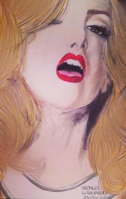 Lady Gaga by Veroniica009